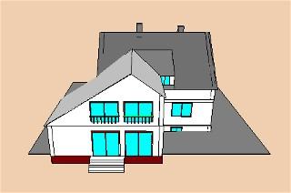 Haus umbauen renovieren picture
