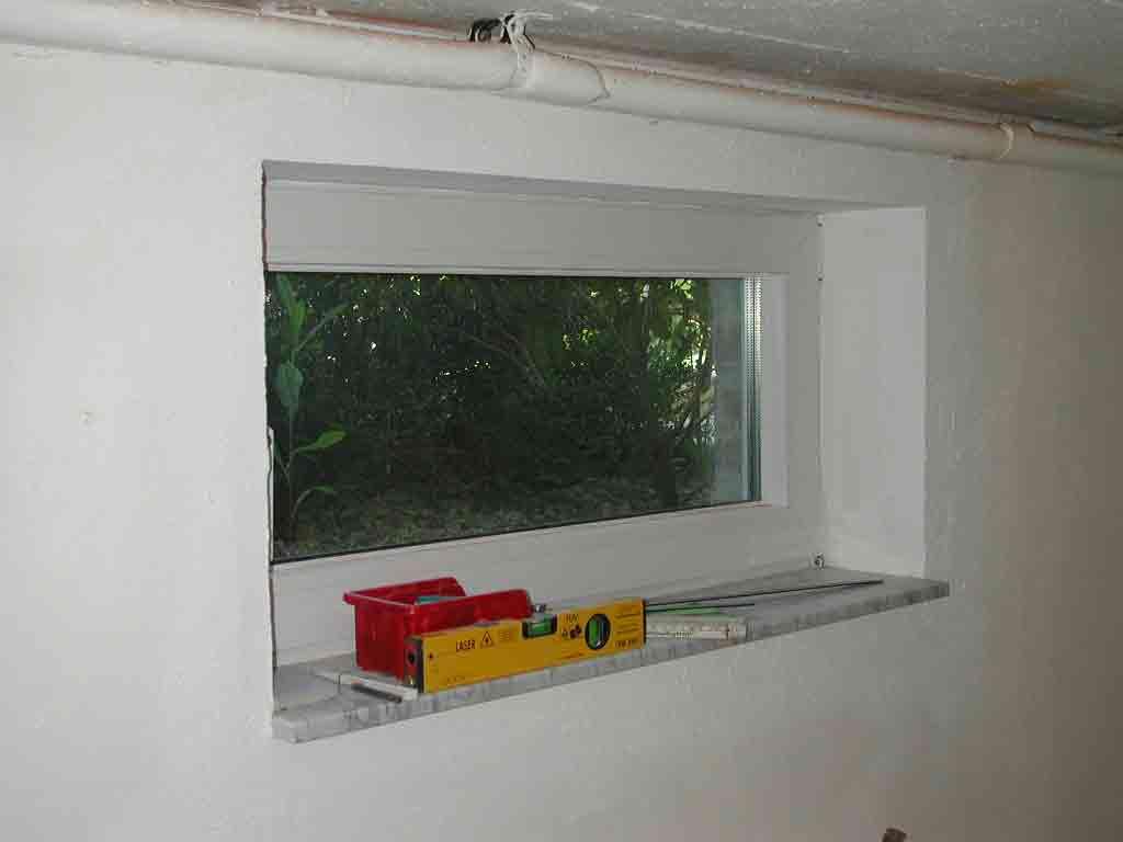 Badezimmer haus umbauen - Fenster badezimmer ...